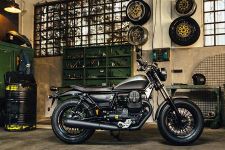 Aprovecha el descuento de 900 euros en la gama V9 de Moto Guzzi