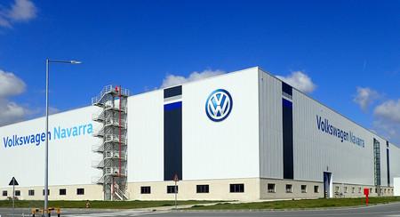 Volkswagen Navarra estará preparada para aplicar un ERTE en cuanto el coronavirus deje sin suministros a la fábrica