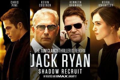 'Jack Ryan: Operación sombra', la película
