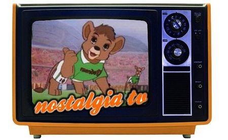 'Simba en los mundiales', Nostalgia TV
