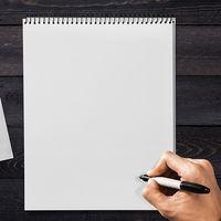 El lettering, una salida profesional y un reclamo para el pequeño comercio
