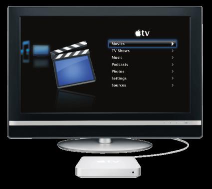 AppleTV, más información
