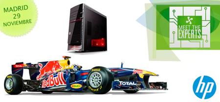 HP nos ofrece la posibilidad de probar su escáner de objetos reales en los Premios Xataka 2012 y mucho más