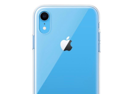 c950ba65978 Apple lanzará su propia funda transparente para el iPhone XR