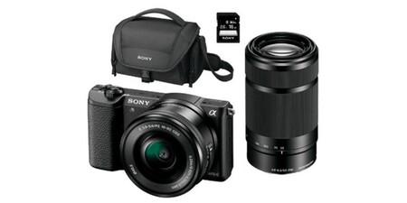 Sony Alpha A5100l