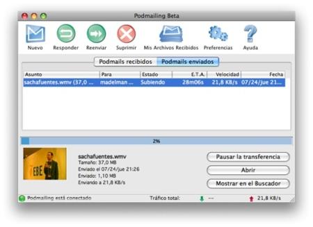 Podmailing