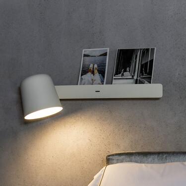 Diseño minimalista y multifuncional en el nuevo aplique de Faro
