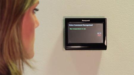 Era de esperar: al nuevo termostato de Honeywell podrás hablarle