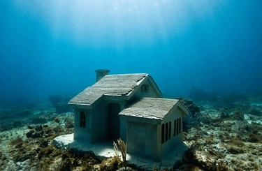 Arrecifes urbanos por Jason Decaires Taylor