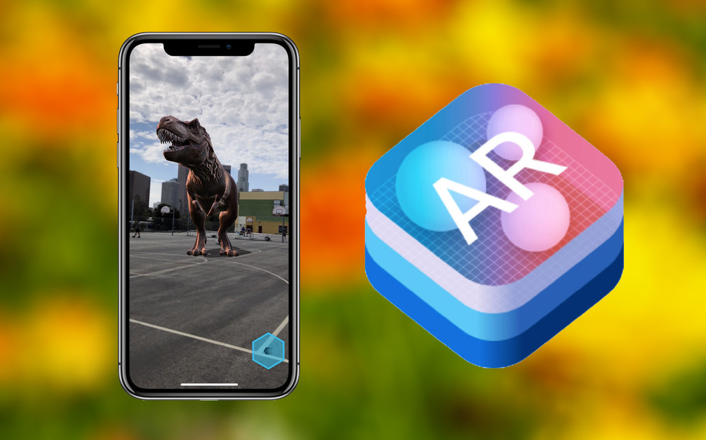AR en iOS