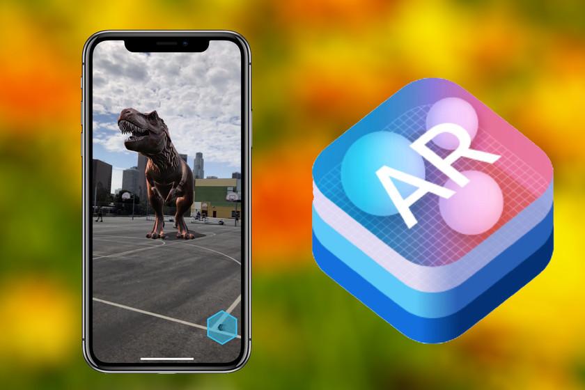 Ios 11 Y Arkit 14 Apps Para Sacarle Partido A La Realidad Aumentada