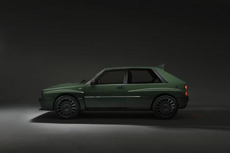 Lancia Delta Futurista lateral