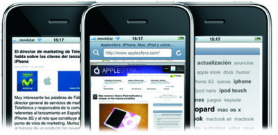 Realiza capturas de pantalla con tu iPhone o iPod touch 2.0