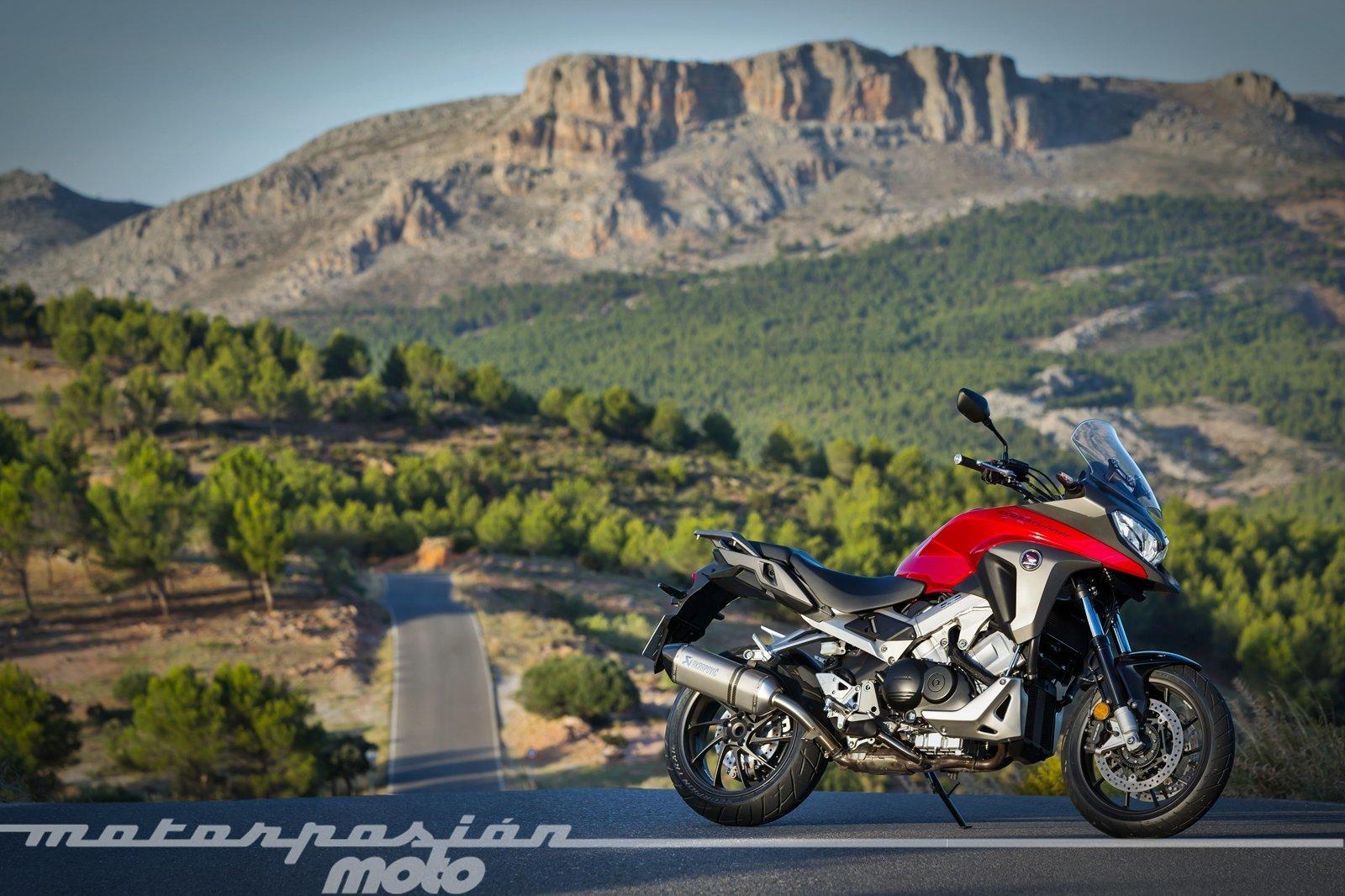 Foto de Honda VFR800X Crossrunner - Detalles (10/56)