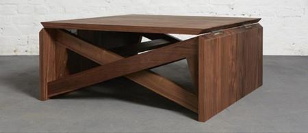 MK1 Coffe Table, una mesa muy funcional