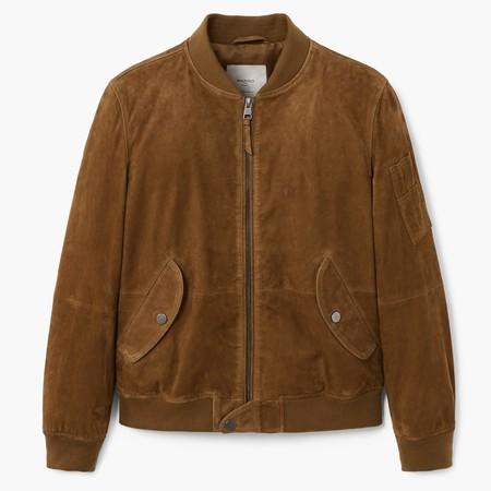 Mango Man Leather Jackets Men Fall Winter 2018 Trend