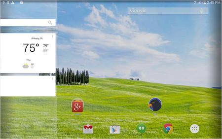 Blur, un launcher de los creadores de Talon inspirado en Google Now Launcher
