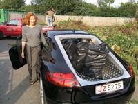 Aberraciones para evitar impuestos: Audi TT pickup