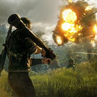 Just Cause 4 es anunciado con este fabuloso tráiler cargado de disparos, explosiones ¡y tornados! [E3 2018]