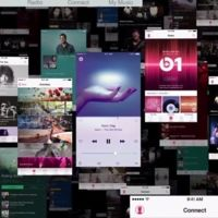 Apple Music beta para Android en el escritorio con su primer widget