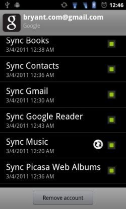 Descubiertos los planes de Google para llevar la música a la nube en Android