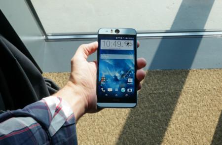 HTC Desire Eye, confiándolo todo a las cámaras del smartphone