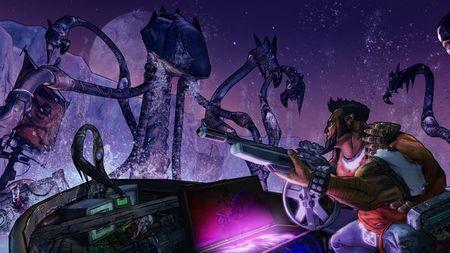 Breve adelanto del sexto personaje jugable de 'Borderlands 2'
