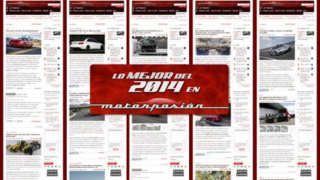 Lo Mejor de 2014 En Motorpasion