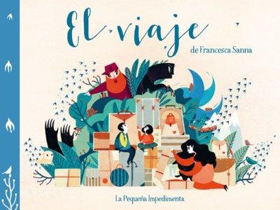 'El viaje' de Francesca Sanna