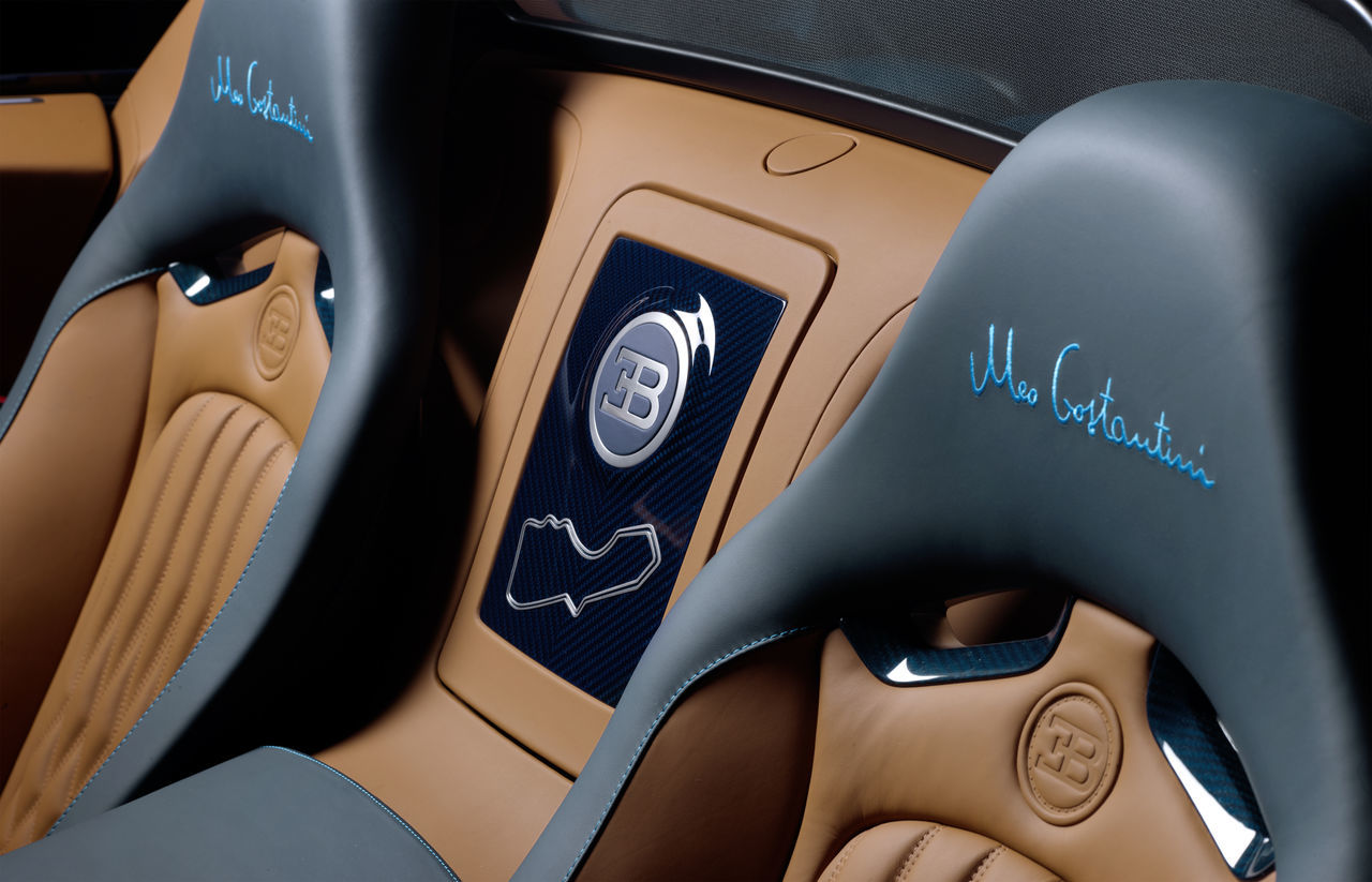 Foto de Bugatti Veyron Meo Constantini (13/24)