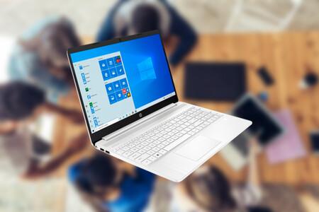 Este portátil HP con Ryzen 3 por 379,99 euros en Amazon es una buena opción para estudiantes y ofimática