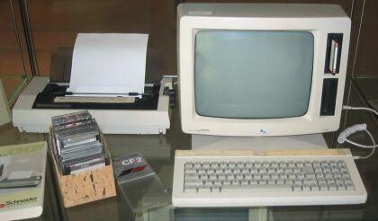 Amstrad PCW: especial ordenadores desconocidos