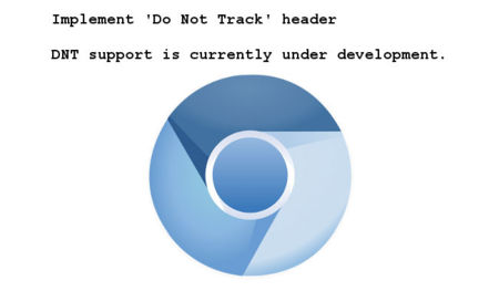 Do Not Track estará disponible en Chrome 23