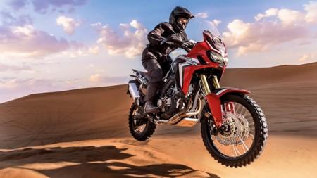 Honda CRF1000L Africa Twin, así es la novedad más esperada del 2015
