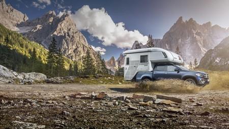 Mercedes-Benz Clase X Camper