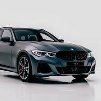 BMW M340i xDrive Touring First Edition: los mismos 374 CV pero más siniestros, sólo 340 unidades