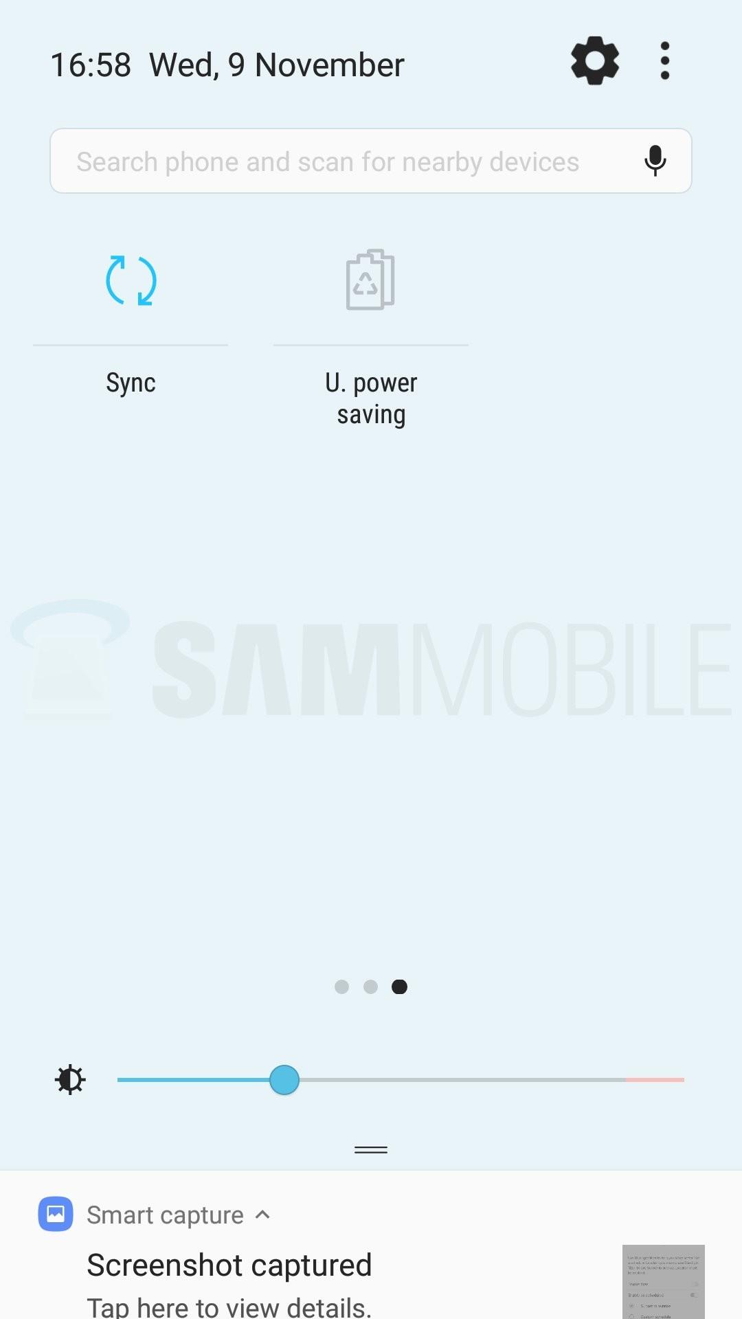 Foto de Capturas Android 7.0 Nougat en el Samsung Galaxy S7 (58/65)