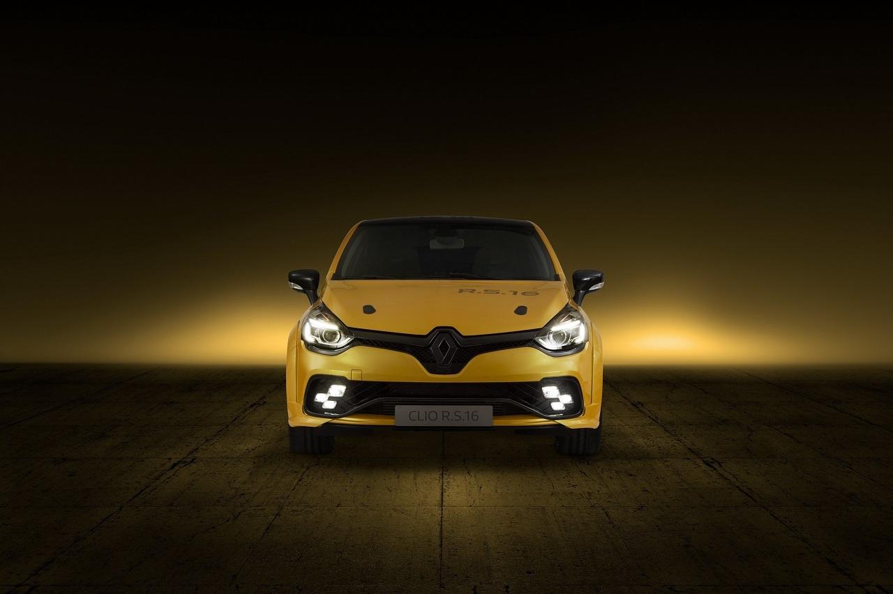 Foto de Renault Clio R.S. 16 (2/3)