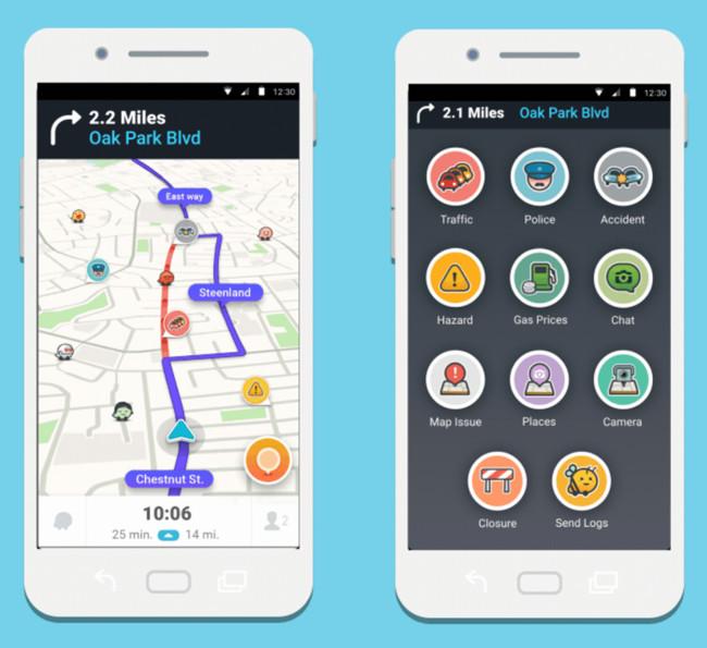 Waze para Android