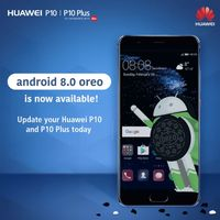 Los Huawei P10 y P10 Plus actualizan a Android 8.0 Oreo