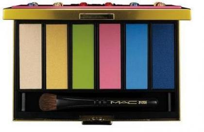 MAC y Manish Arora, lujosa línea de cosmética