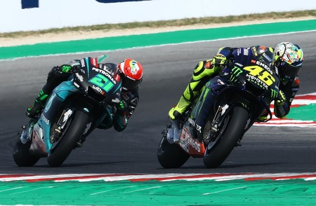 Rossi Morbidelli Motogp 2019