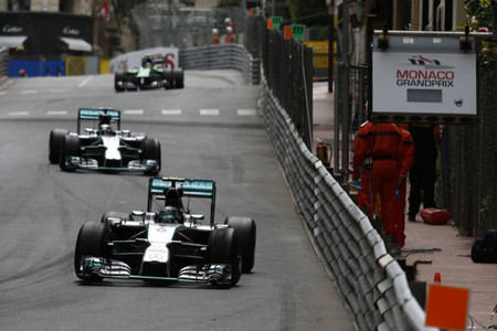 Mi Gran Premio de Mónaco 2014: Rosberg inicia la guerra con victoria