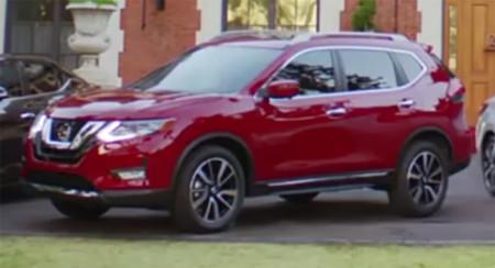 ¿Acaso eres tú la actualización del Nissan X-Trail?