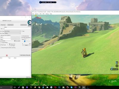 Han conseguido emular en PC casi a la perfección The Legend of Zelda Breath of the Wild