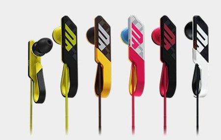 Sony Qslap, originales y coloridos auriculares intrauditivos