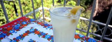 Tom Collins: el más socorrido cóctel de ginebra, que puedes preparar sin coctelera