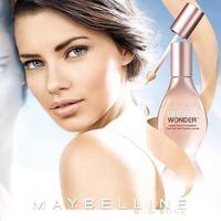 Adriana Lima, el nuevo ángel de Maybelline