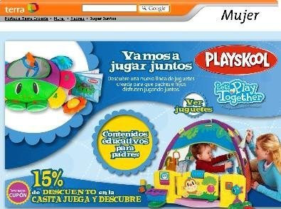 Playskool nos presenta Let's Play Together