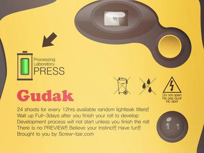 Gudak, una aplicación que nos obliga a esperar tres días para conseguir una foto